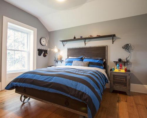 boys bedroom renovation Southern Ontario