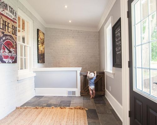 mud room renovation Southern Ontario