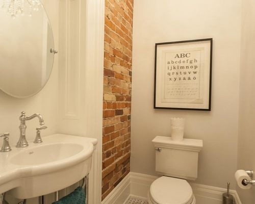 powder room renovation Southern Ontario
