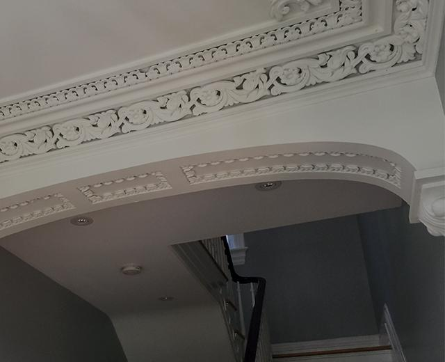 Speciality ceiling trim Southern Ontario